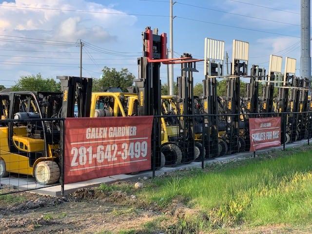 Forklifts - Southeast Forklifts of Houston - Used Forklift